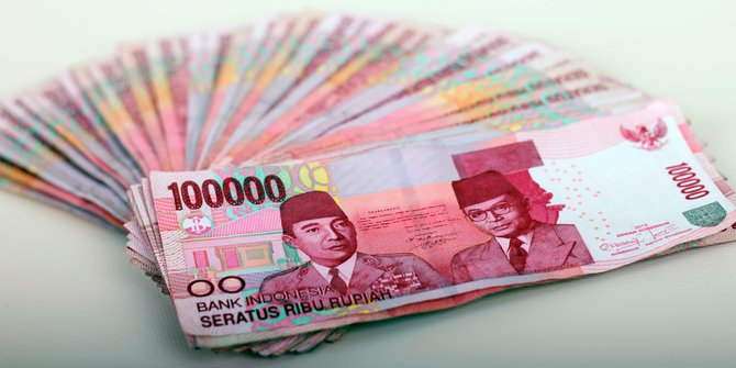 In Indonesia, everyone's a millionaire!